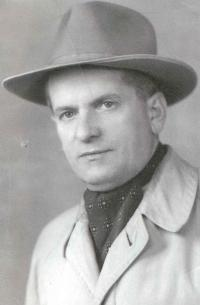 Halmi Gyula 1950-ben