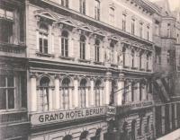 Berlin Szálló az 1930-as években