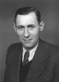 Szalkay István 1945-ben