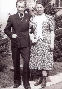 Zsuráffy házaspár 1939-ben
